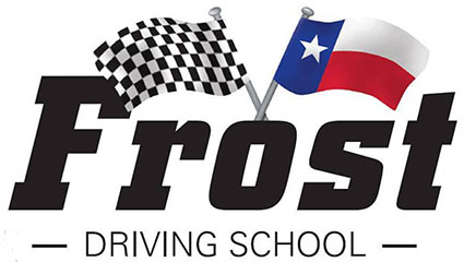 Frost Driving School Retina Logo
